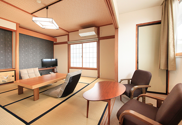 Japanese-style Rooms4